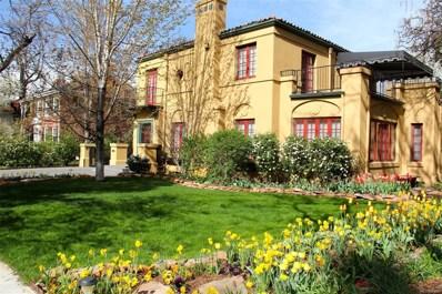 140 N Downing Street, Denver, CO 80218 - MLS#: 9092255