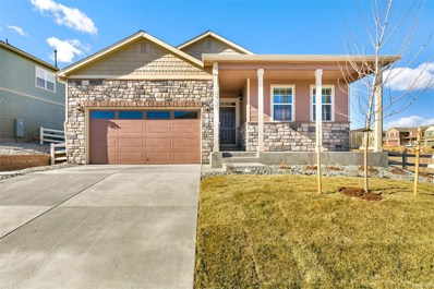 2121 Shadow Creek Drive, Castle Rock, CO 80104 - MLS#: 9092927