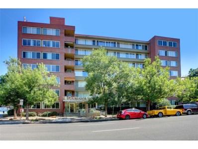 1196 N Grant Street UNIT 204, Denver, CO 80203 - MLS#: 9097509