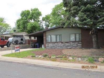 1977 S Vrain Street, Denver, CO 80219 - MLS#: 9098980