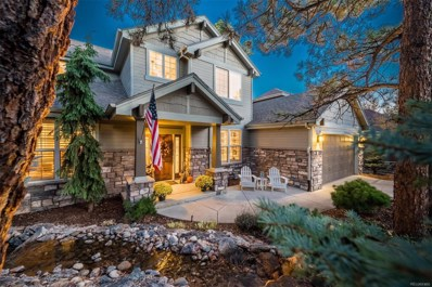 7074 Timbercrest Way, Castle Pines, CO 80108 - MLS#: 9100301