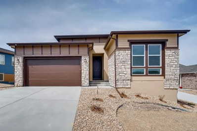 12507 W Big Horn Circle, Broomfield, CO 80021 - #: 9100624