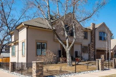 2393 S Josephine Street, Denver, CO 80210 - MLS#: 9103010