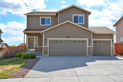 7480 Twin Valley Terrace, Colorado Springs, CO 80925 - MLS#: 9103370