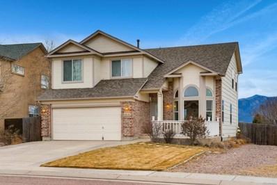 4640 Fencer Road, Colorado Springs, CO 80911 - MLS#: 9105450