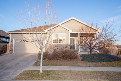 10597 Worchester Street, Commerce City, CO 80022 - MLS#: 9106580