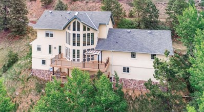 1194 Snyder Mountain Road, Evergreen, CO 80439 - #: 9108657