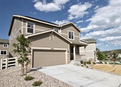 2633 Garganey Drive, Castle Rock, CO 80104 - MLS#: 9109154