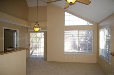13844 E Lehigh Avenue UNIT H, Aurora, CO 80014 - MLS#: 9109907