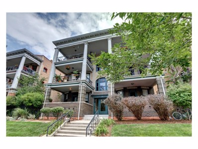 1550 N Ogden Street UNIT E, Denver, CO 80218 - MLS#: 9113950