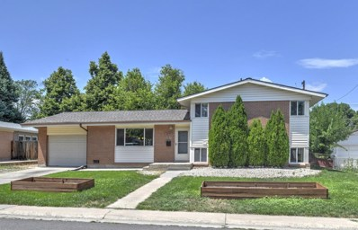 6055 Parfet Street, Arvada, CO 80004 - MLS#: 9118650