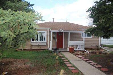 840 Victor Street, Aurora, CO 80011 - MLS#: 9125355