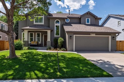 7665 S Hudson Way, Centennial, CO 80122 - #: 9126121