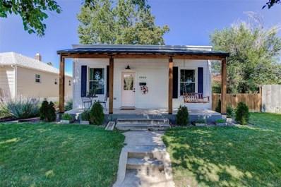 4883 King Street, Denver, CO 80221 - MLS#: 9127218