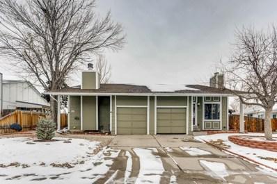 15427 E Oberlin Place, Aurora, CO 80013 - MLS#: 9127860