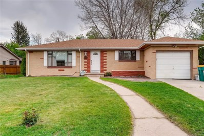 410 S Newland Street, Lakewood, CO 80226 - #: 9132183