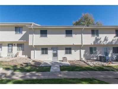 983 S Miller Way, Lakewood, CO 80226 - MLS#: 9135888