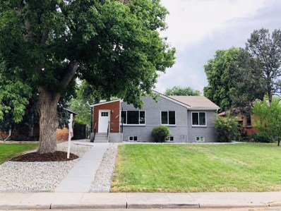 1615 Roslyn Street, Denver, CO 80220 - MLS#: 9143223