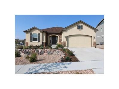 6058 Rowdy Drive, Colorado Springs, CO 80924 - MLS#: 9143817
