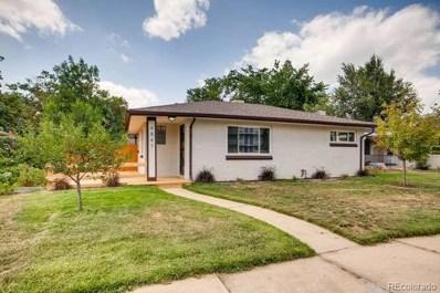 4847 Grove Street, Denver, CO 80221 - MLS#: 9148023