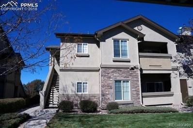 7044 Ash Creek Heights UNIT 101, Colorado Springs, CO 80922 - MLS#: 9148048