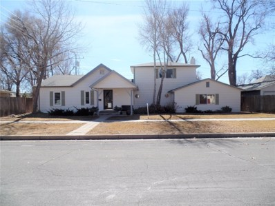 612 E Kiowa Avenue, Fort Morgan, CO 80701 - MLS#: 9149631