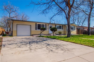 7850 Valley View Drive, Denver, CO 80221 - MLS#: 9151145