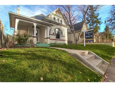 1138 Clayton Street, Denver, CO 80206 - MLS#: 9153715