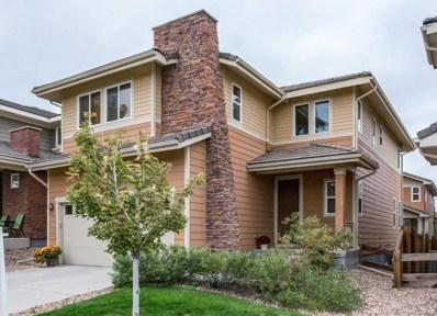 10463 Rutledge Street, Parker, CO 80134 - MLS#: 9154798