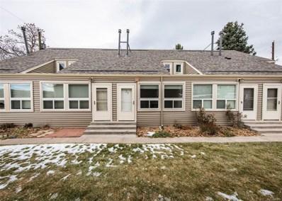 351 S Estes Street UNIT 27, Lakewood, CO 80226 - MLS#: 9157044