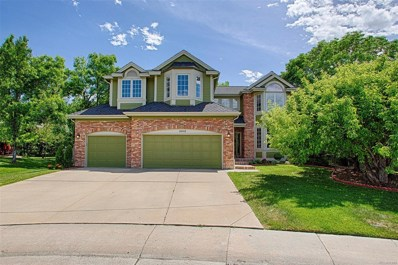 1440 W Dry Creek Road, Littleton, CO 80120 - #: 9157333