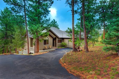 29812 Troutdale Scenic Drive, Evergreen, CO 80439 - #: 9161039