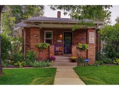 1417 Rosemary Street, Denver, CO 80220 - MLS#: 9162951