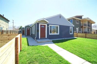 1418 W Nevada Place, Denver, CO 80223 - #: 9164560