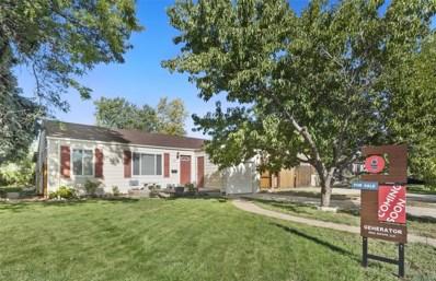 1965 S Hazel Court, Denver, CO 80219 - #: 9164772