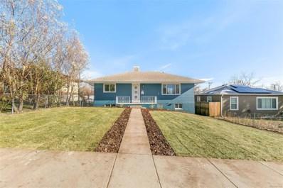 322 King Street, Denver, CO 80219 - MLS#: 9165647