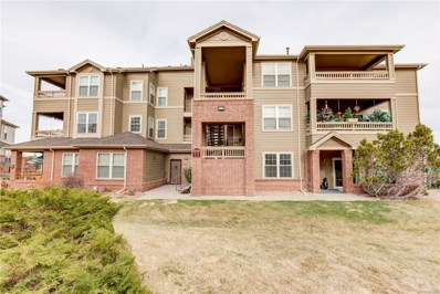12858 Ironstone Way UNIT 201, Parker, CO 80134 - #: 9165651