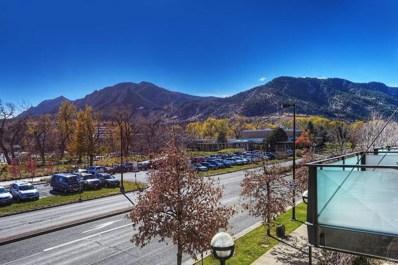 1077 Canyon Boulevard UNIT 210, Boulder, CO 80302 - MLS#: 9167112