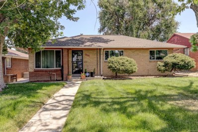 3232 Leyden Street, Denver, CO 80207 - MLS#: 9168296
