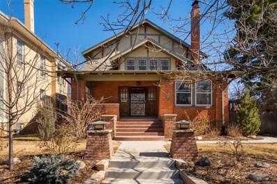 2572 Eudora Street, Denver, CO 80207 - MLS#: 9169665