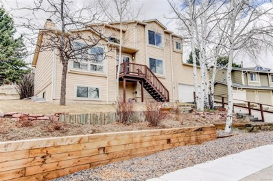 5410 W Settlers Terrace, Colorado Springs, CO 80917 - MLS#: 9171303