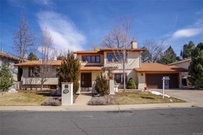 852 Cypress Drive, Boulder, CO 80303 - MLS#: 9179100