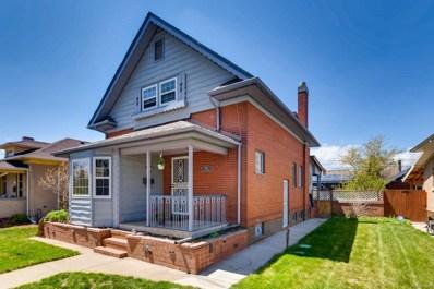 4161 Julian Street, Denver, CO 80211 - #: 9180834