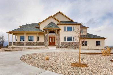 2778 Castle Butte Drive, Castle Rock, CO 80109 - MLS#: 9187668