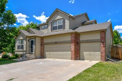 1191 N Burlington Drive, Castle Rock, CO 80104 - MLS#: 9199101