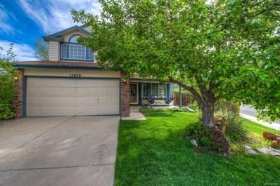 12859 W Berry Drive, Littleton, CO 80127 - MLS#: 9203127
