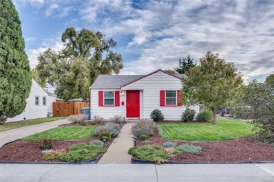 6870 W 55th Place, Arvada, CO 80002 - #: 9203186