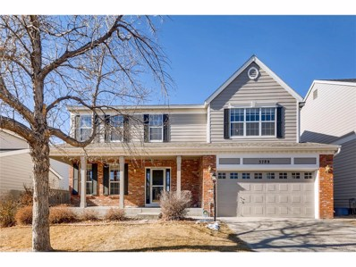 5789 S Andes Street, Aurora, CO 80015 - MLS#: 9207977