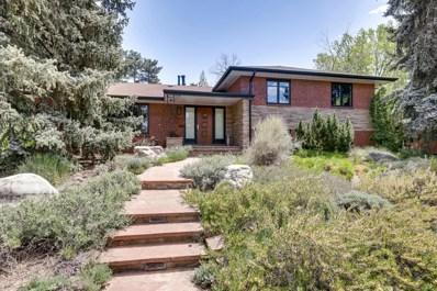 1190 Olive Street, Denver, CO 80220 - #: 9210339