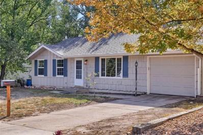 3007 Garland Terrace, Colorado Springs, CO 80910 - MLS#: 9213571